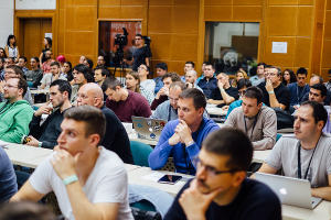 Coding Serbia Audience - Internet of Things lecture